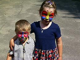 Sommerfest im Spielhaus